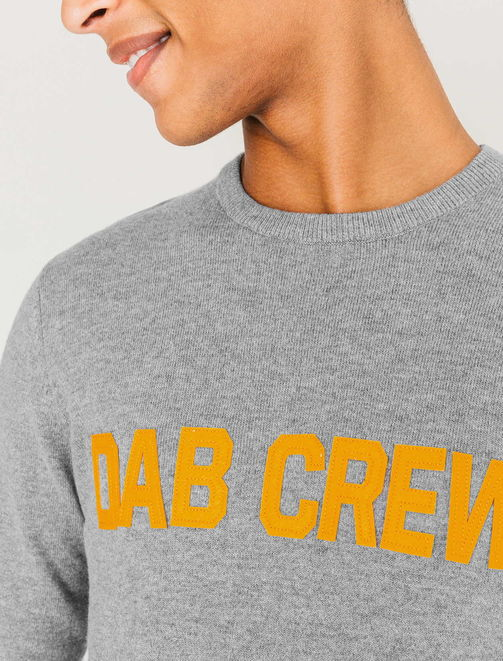 Pull col rond DAB CREW homme