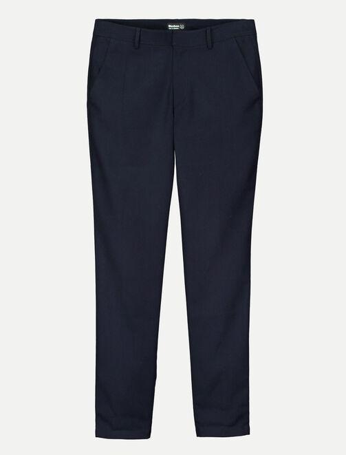 Pantalon de ville classique homme