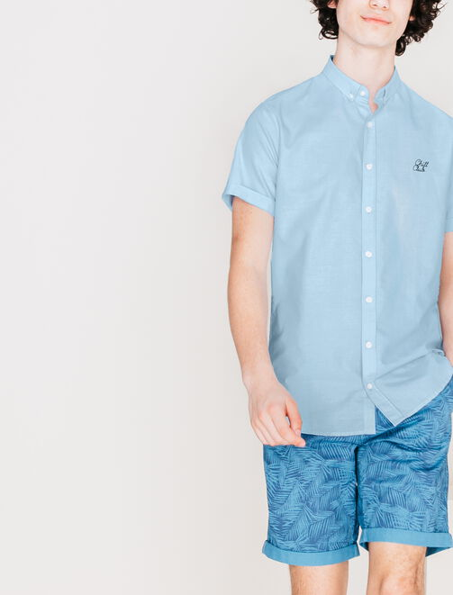 Chemise manches courtes Chill Club homme