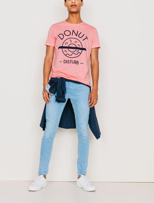 """T-shirt """"Donut Disturb"""" homme"""