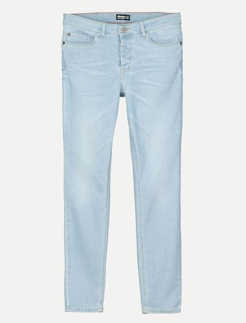Jean skinny bleach homme