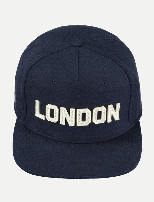 Casquette London homme