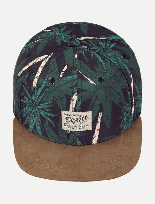 Casquette palmiers homme