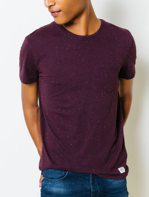 T-shirt neps homme