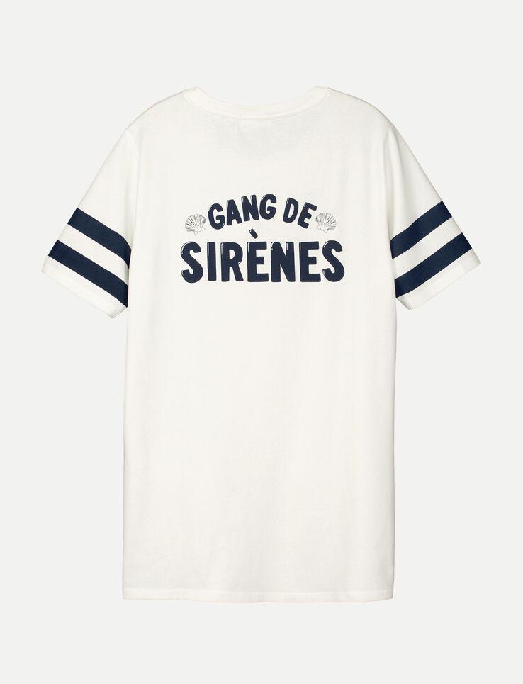 """Robe """"Gang de sirènes"""" X Paulette"""