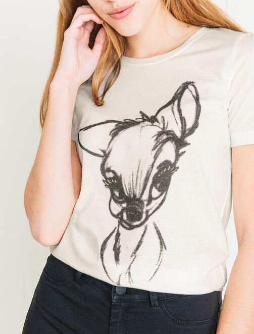T-Shirt BAMBI femme
