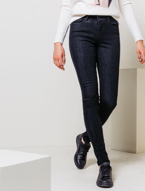 Pantalon denim skinny  femme