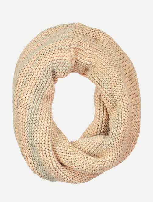 Snood en tricot femme