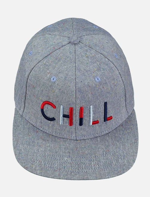 "Casquette ""Chill"" homme"