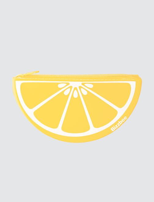Pochette citron femme