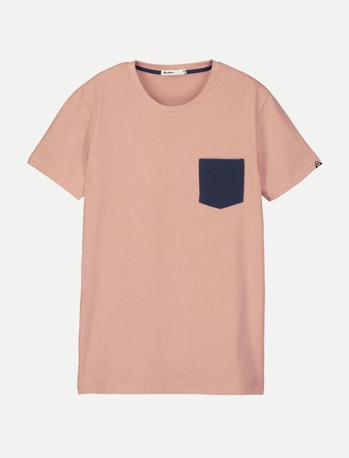 T-shirt poche poitrine homme