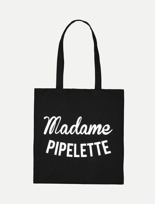 Tote bag Madame Pipelette femme