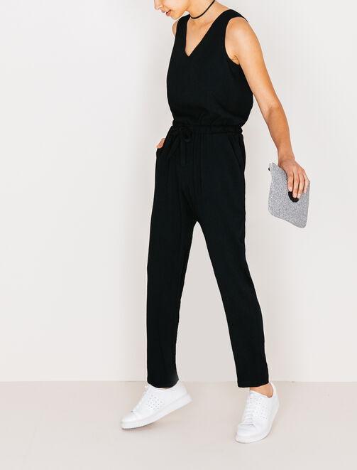Combi-pantalon débardeur femme