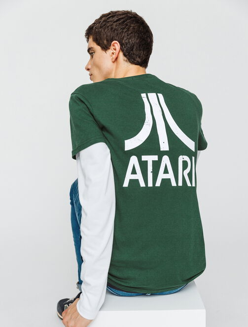 T-shirt licence Atari homme