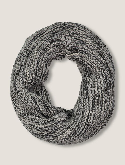Snood Twisté Mouliné  homme