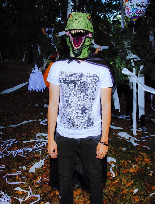 T-shirt Halloween dessins homme