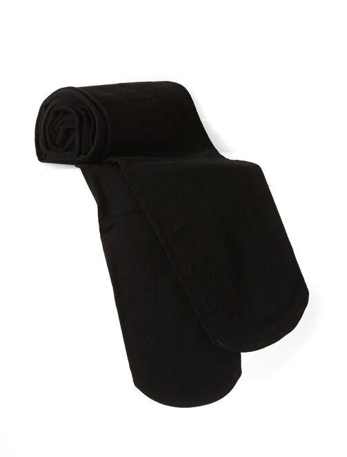 Collant Noir Opaque  femme