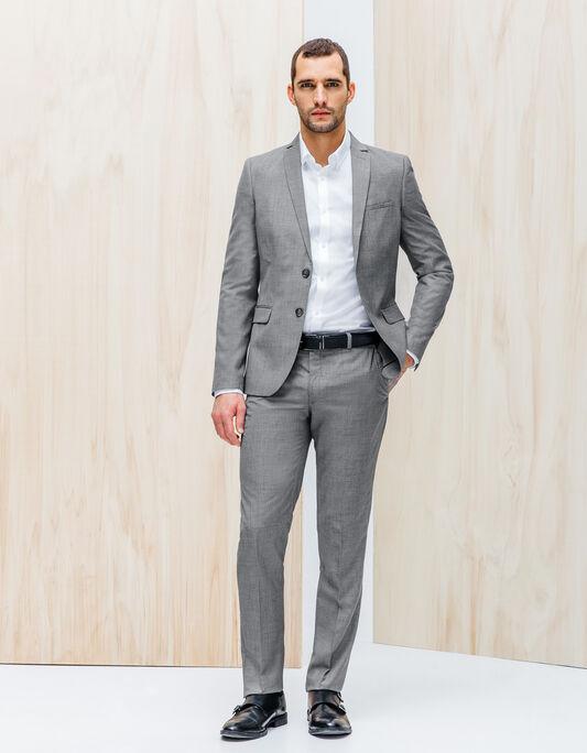 Costume mode gris clair