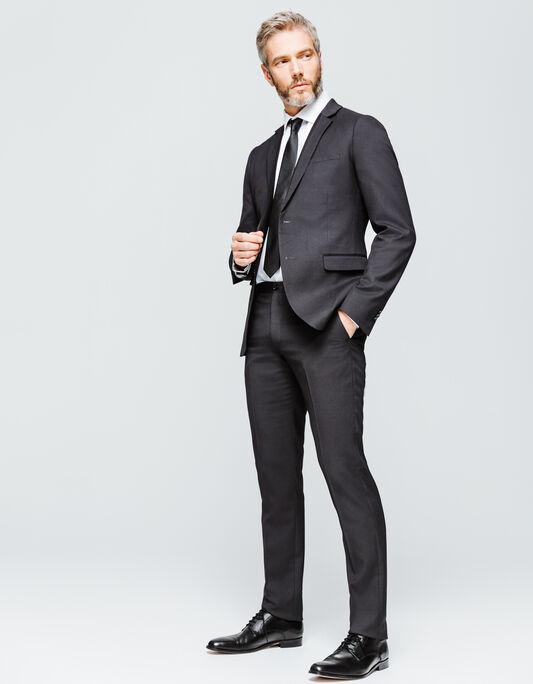Costume homme slim gris
