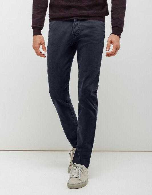 Jeans homme slim bleu gitane