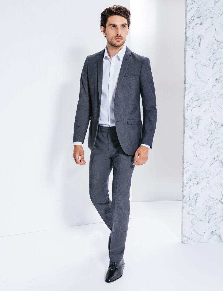pantalon de costume homme bleu brice. Black Bedroom Furniture Sets. Home Design Ideas