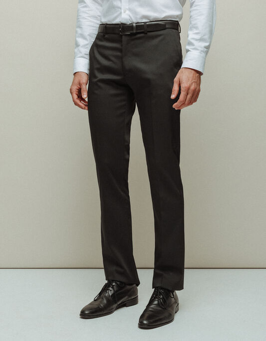Pantalon costume homme coupe straight