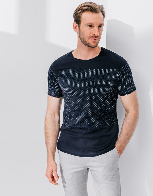 T-shirt micro-motifs