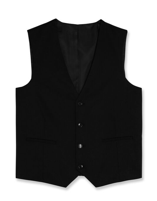 Gilet costume homme polyester