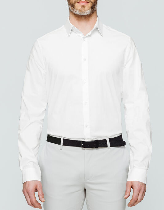 Chemise homme coupe slim