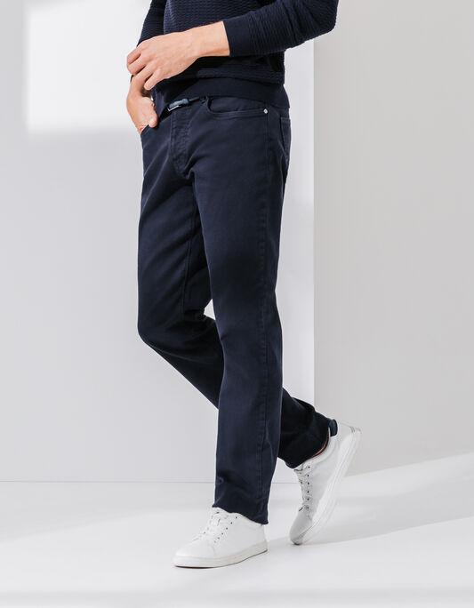 Pantalon 5 poches regular