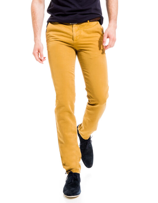 pantalon slack slim