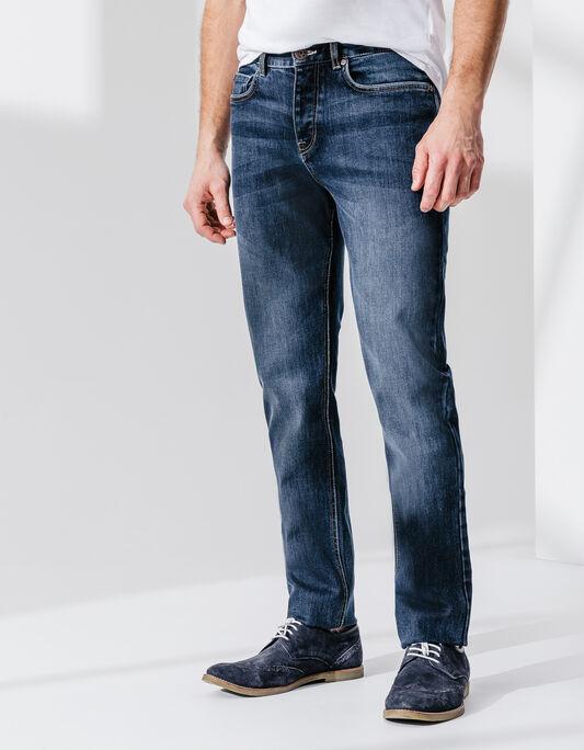 Jean slim stone