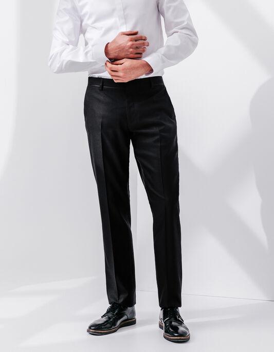 Pantalon costume homme liseré brillant