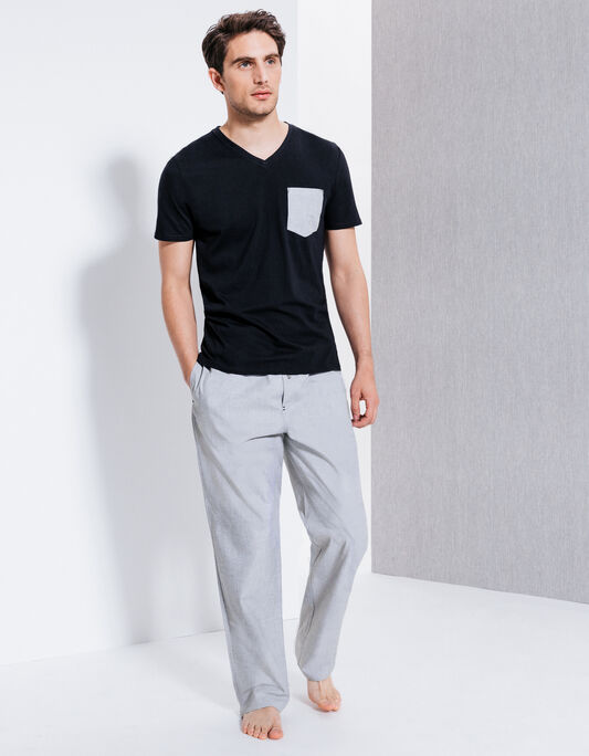 Pyjama homme basique