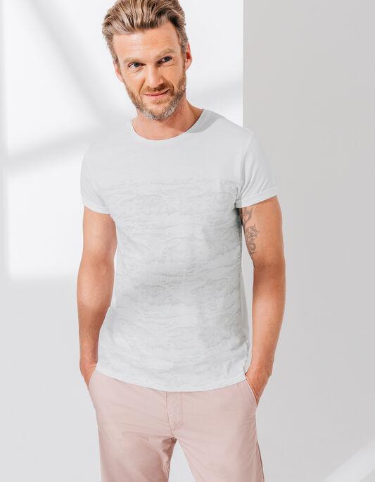 Tee shirt Homme printé