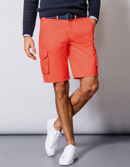 Bermuda poches cargo