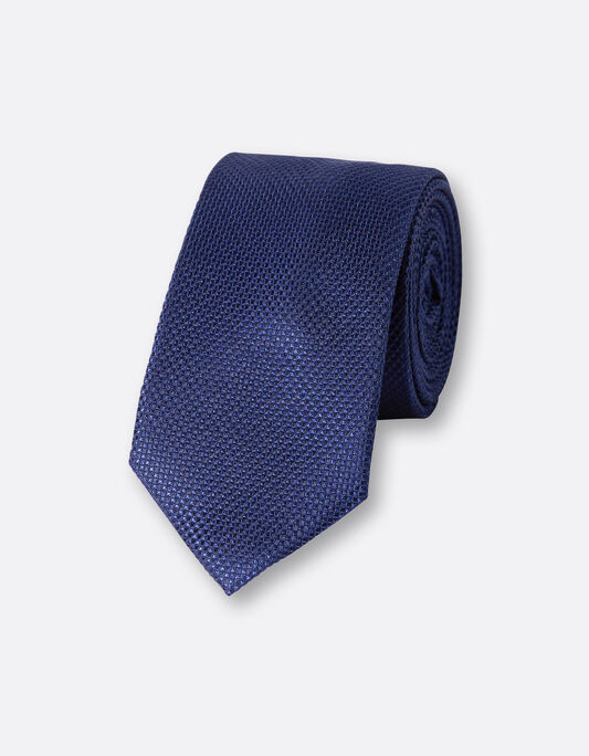 Cravate homme soie 6,5cm