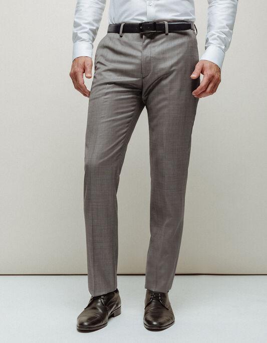 Pantalon costume homme slim 4 poches