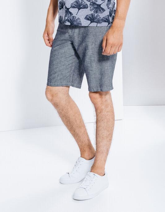 Bermuda Lin coton