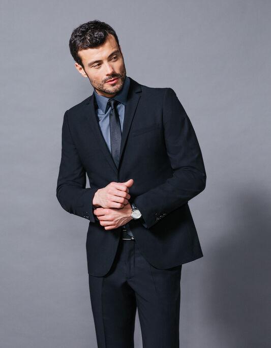 Veste de costume homme noir