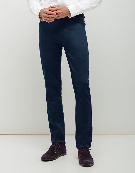 Jeans homme slim 5 poches