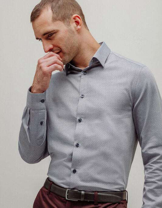 Chemise homme regular fantaisie