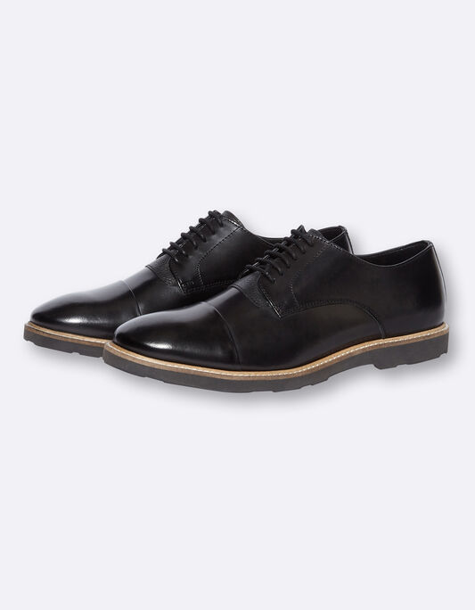 Chaussures homme Ville vernies