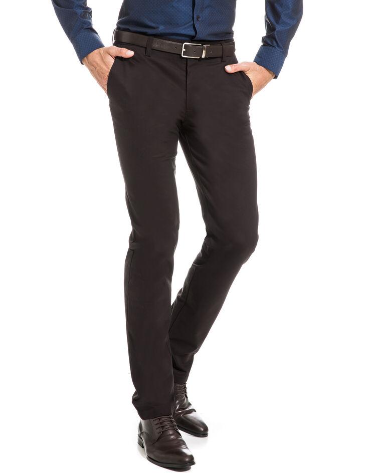 Pantalon chino urbain easy slim