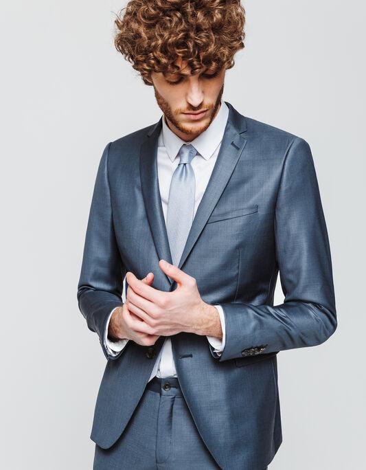 Veste de costume coupe slim 100% Laine