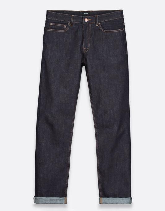 Jeans homme regular selvedge