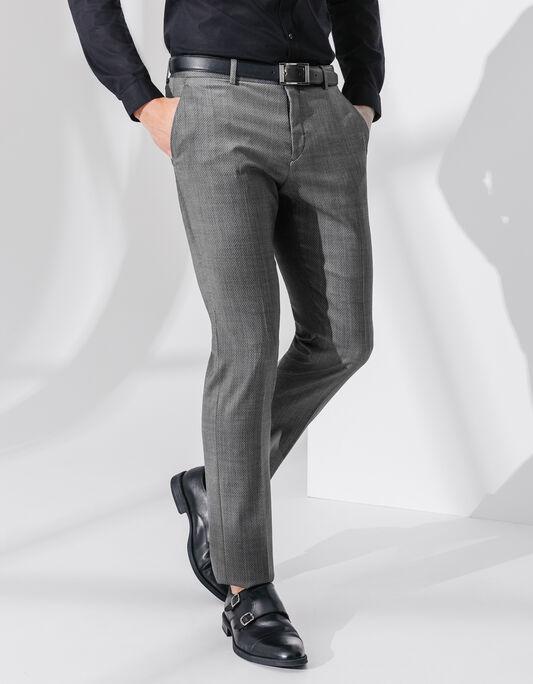 Pantalon de costume fantaisie