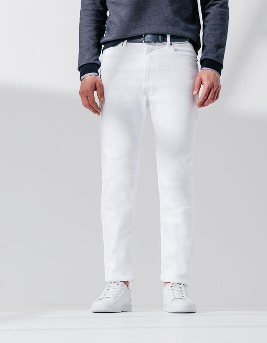 Jean homme blanc