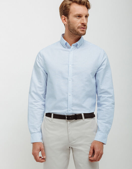 Chemise regular oxford