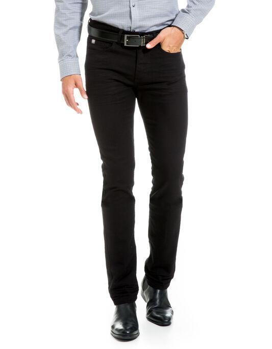 Pantalon denim black